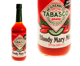 Bloody Mary Tabasco
